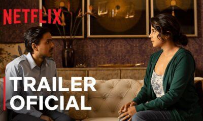 O Tigre Branco | Trailer oficial | Netflix