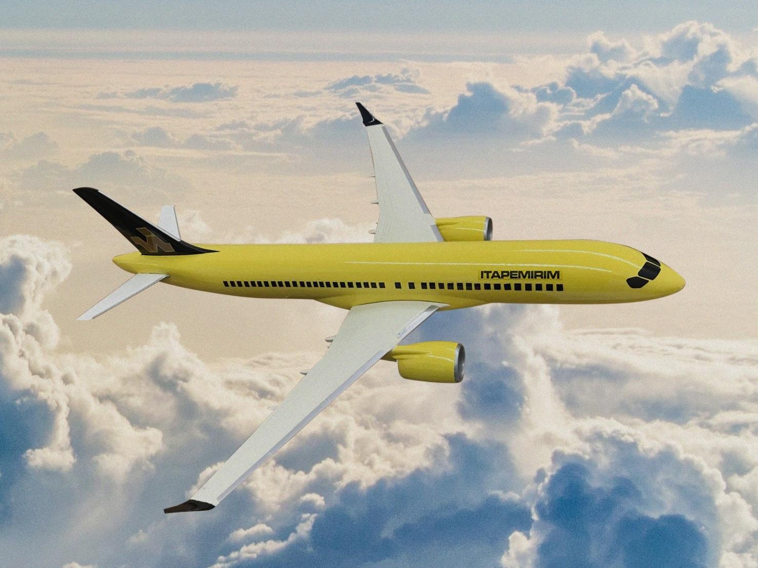 Primeiro voo comercial da Itapemirim tem data marcada
