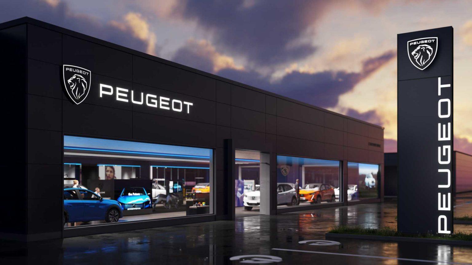 Peugeot estreia novo logotipo e muda identidade para perfil de luxo