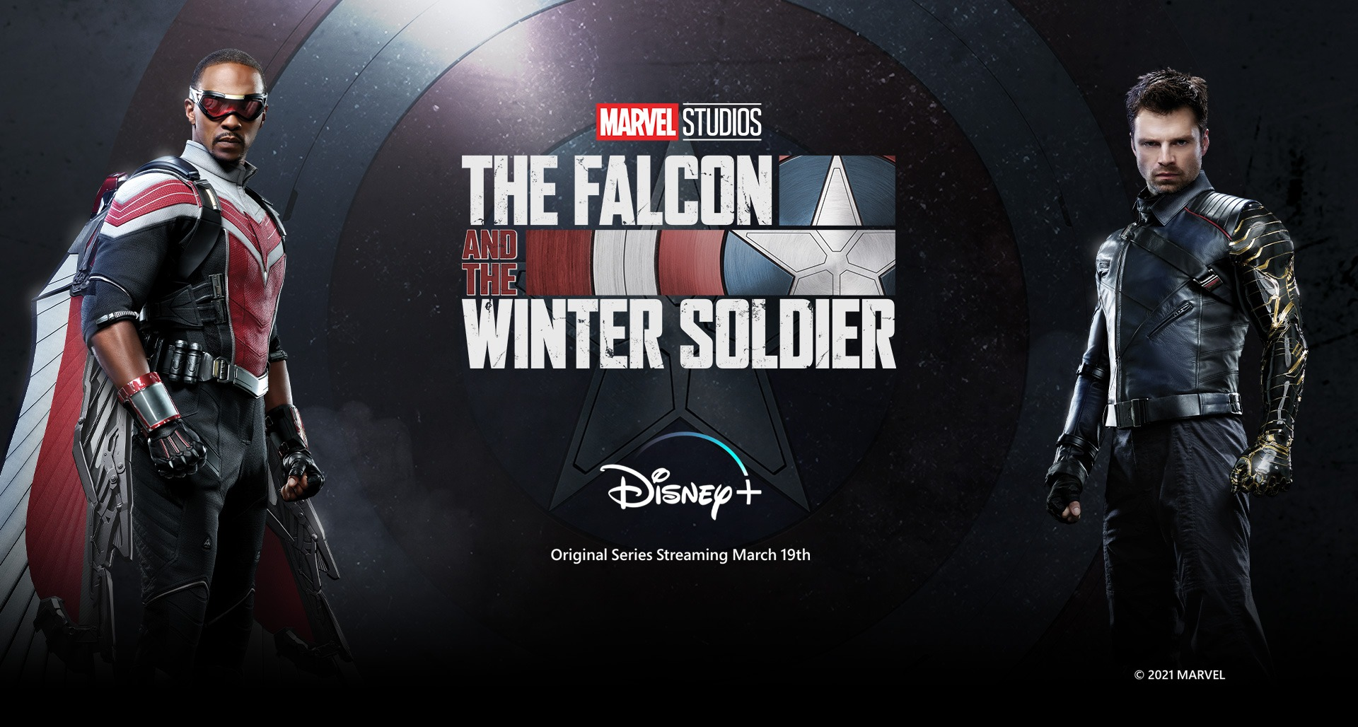 Falcão e o Soldado Invernal | Disney+