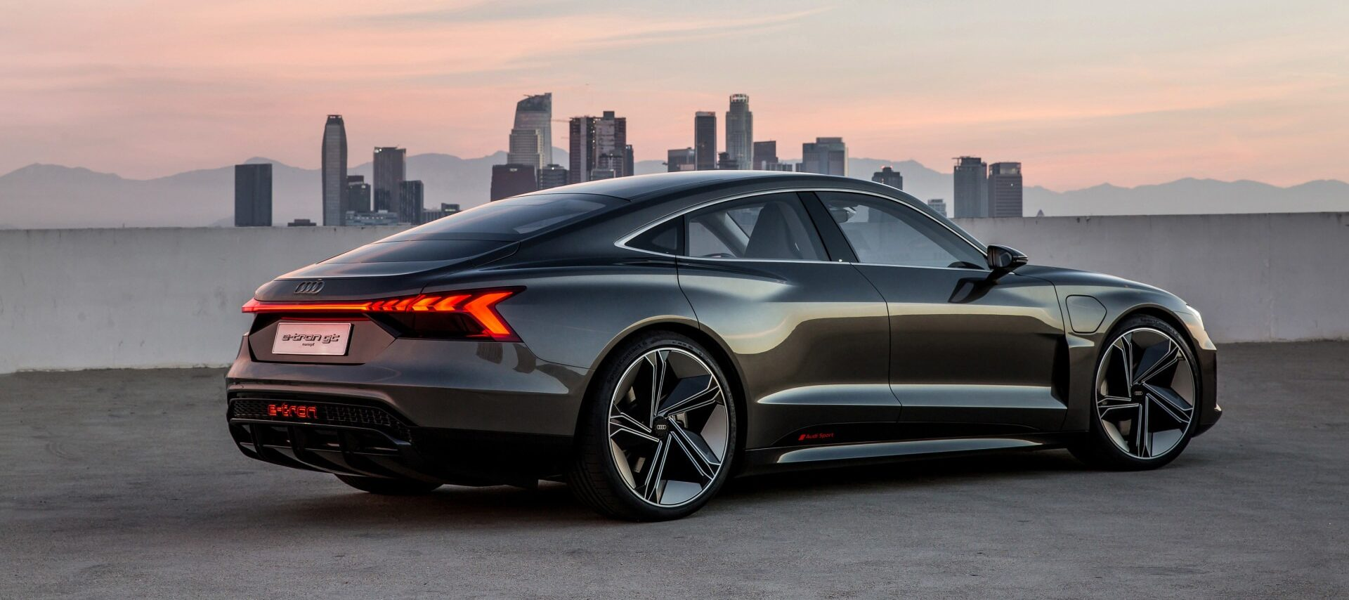 Alcoa fornecerá alumínio para as rodas do e-tron GT da Audi