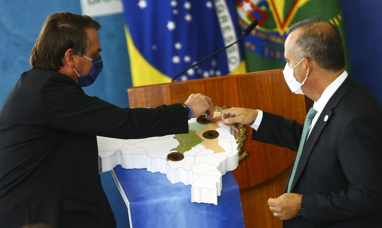 Governo federal lança o Programa Águas Brasileiras