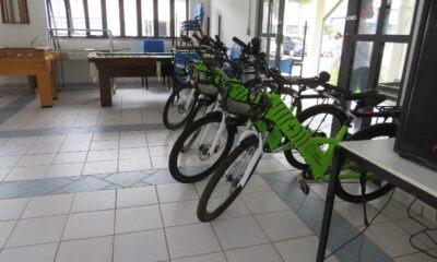 projeto de mobilidade elétrica Poços + Inteligente