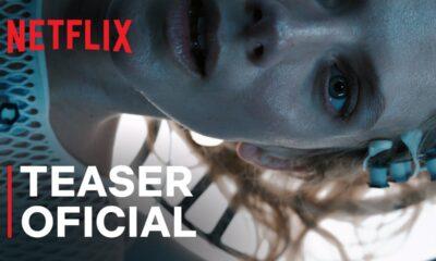 Oxigênio | Teaser oficial | Netflix