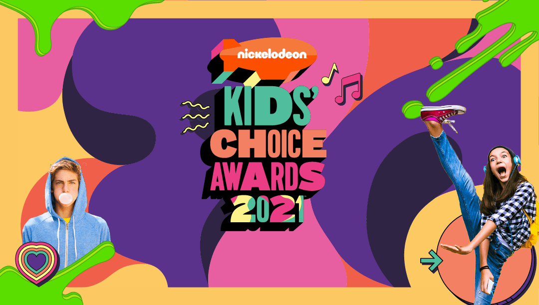 Nickelodeon exibe Kids' Choice Awards