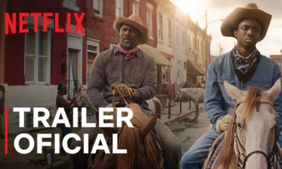 Alma de Cowboy | Trailer oficial | Netflix