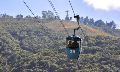 Concessão abrange o Teleférico e outros pontos turísticos