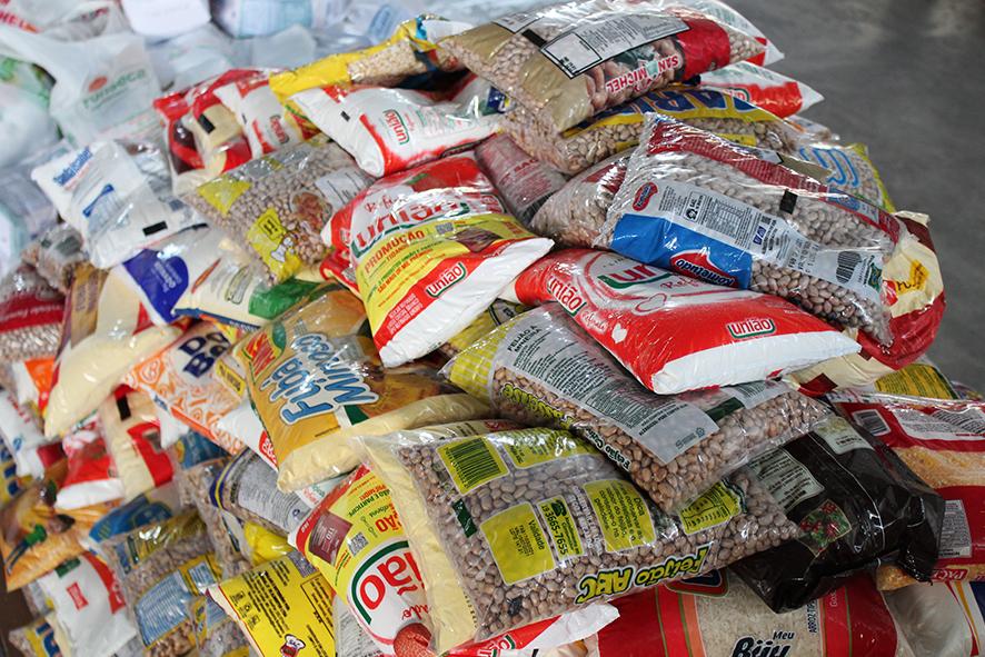 'Chope Solidário' arrecada 3,6 toneladas de alimentos