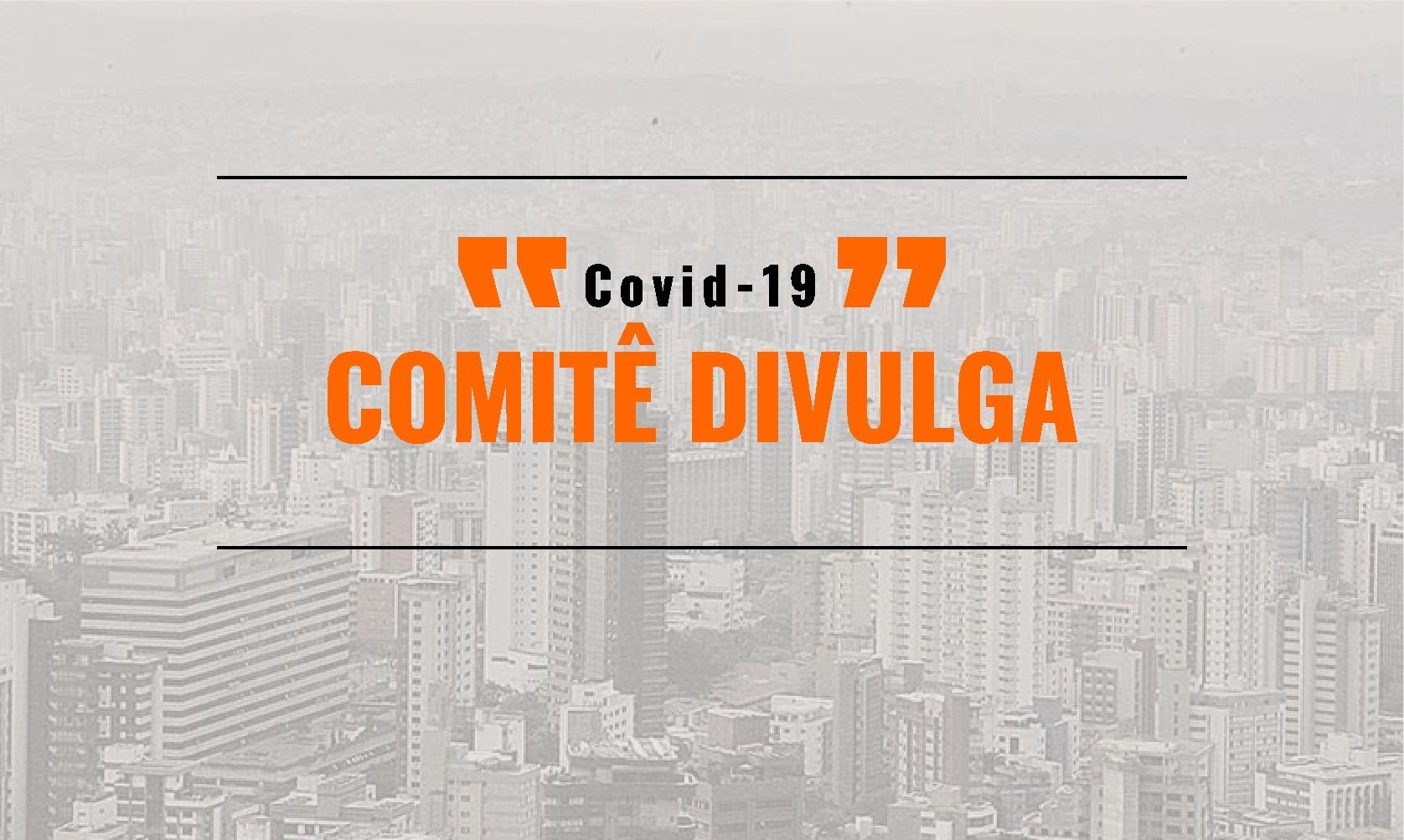 Comitê Covid-19 divulga alteração no horário de algumas atividades