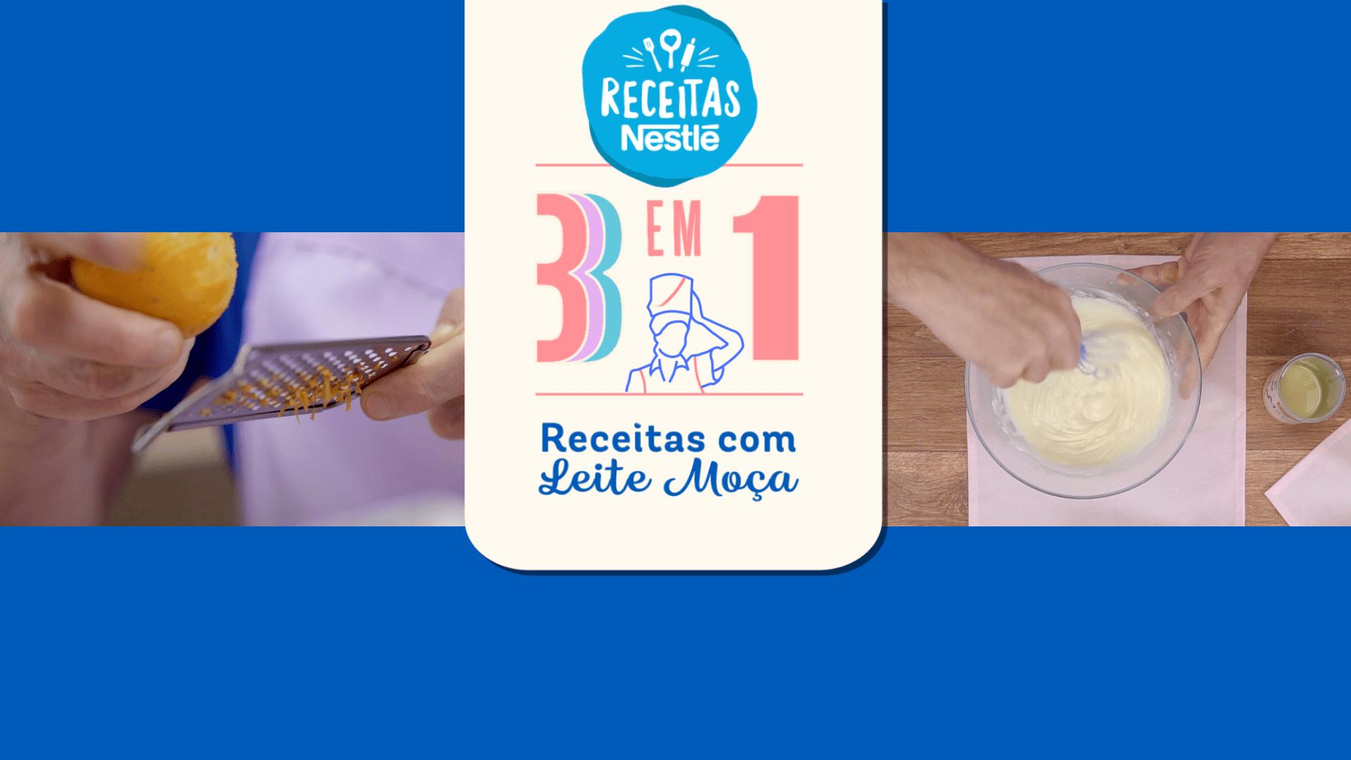 3 Receitas de Torta de Limão - Receitas Nestlé