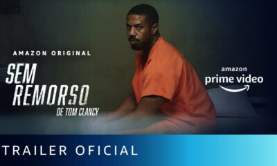 Sem Remorso | Trailer Final Oficial | Amazon Prime Video