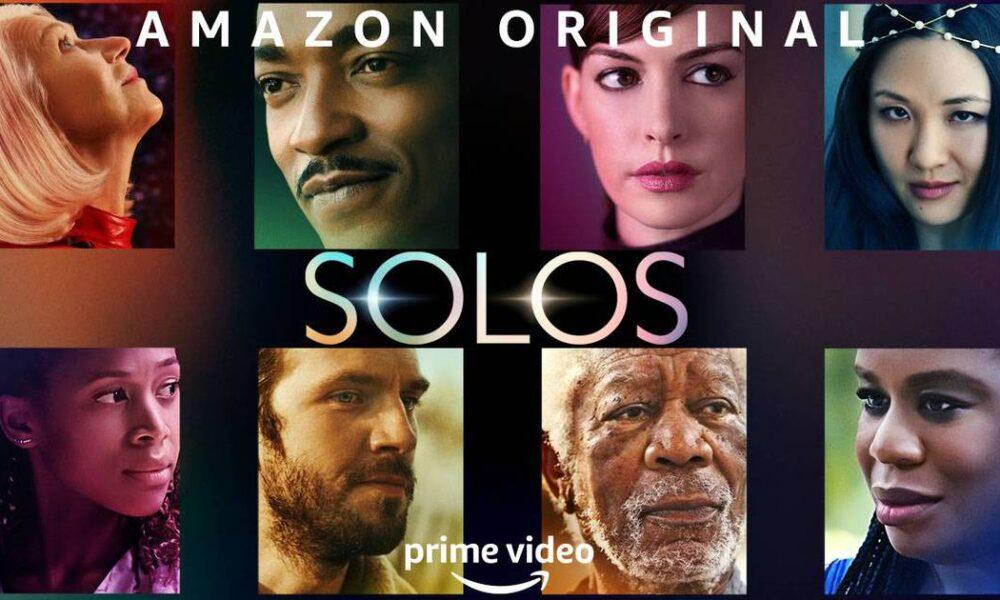 Solos Temporada 1 | Trailer oficial | Amazon Prime Video | Poços entre Aspas