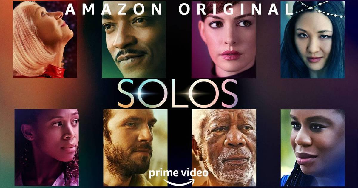 Solos Temporada 1 | Trailer oficial | Amazon Prime Video