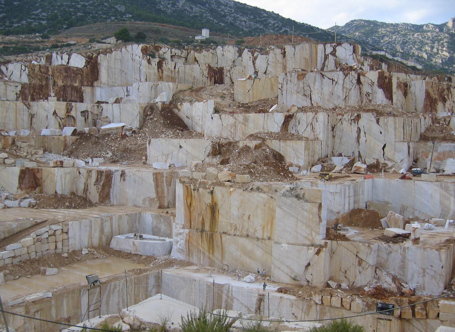 Projeto investirá mais de R$ 26 milhões para exportações de rochas ornamentais
