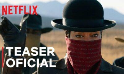 Vingança & Castigo | Teaser oficial | Netflix
