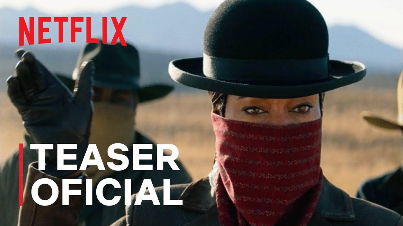 Vingança & Castigo   Teaser oficial   Netflix