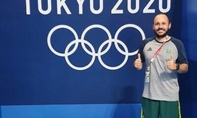 Fisioterapeuta graduado na PUC Minas Poços de Caldas atua nas Olimpíadas 2020
