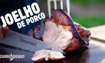 Joelho de Porco Injetado I Churrasqueadas