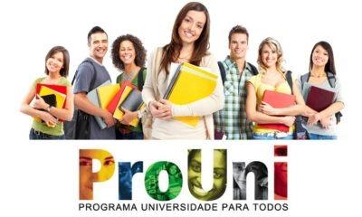 Inscrições abertas para o ProUni 2º/2021, com vagas na PUC Minas Poços de Caldas
