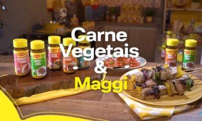 Espetinhos Suínos com Maggi Toque Defumado - Receitas Nestlé