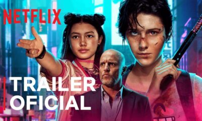 Kate | Trailer oficial | Netflix