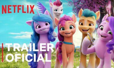 My Little Pony: Nova Geração | Trailer oficial | Netflix