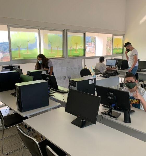 CEU retoma curso de Inclusão Digital em parceria com o IFSULDEMINAS