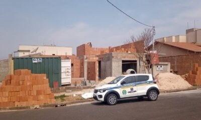Blitz do Crea-MG fiscaliza obras e empresas em Poços de Caldas