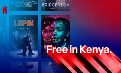 Netflix lança plano gratuito no Quênia