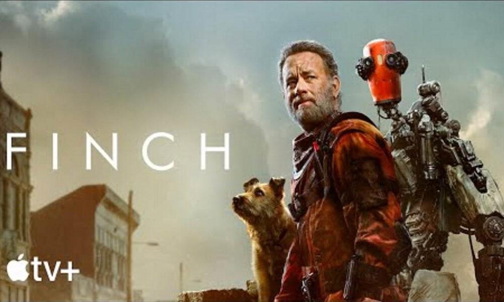 Finch – Official Trailer   Apple TV