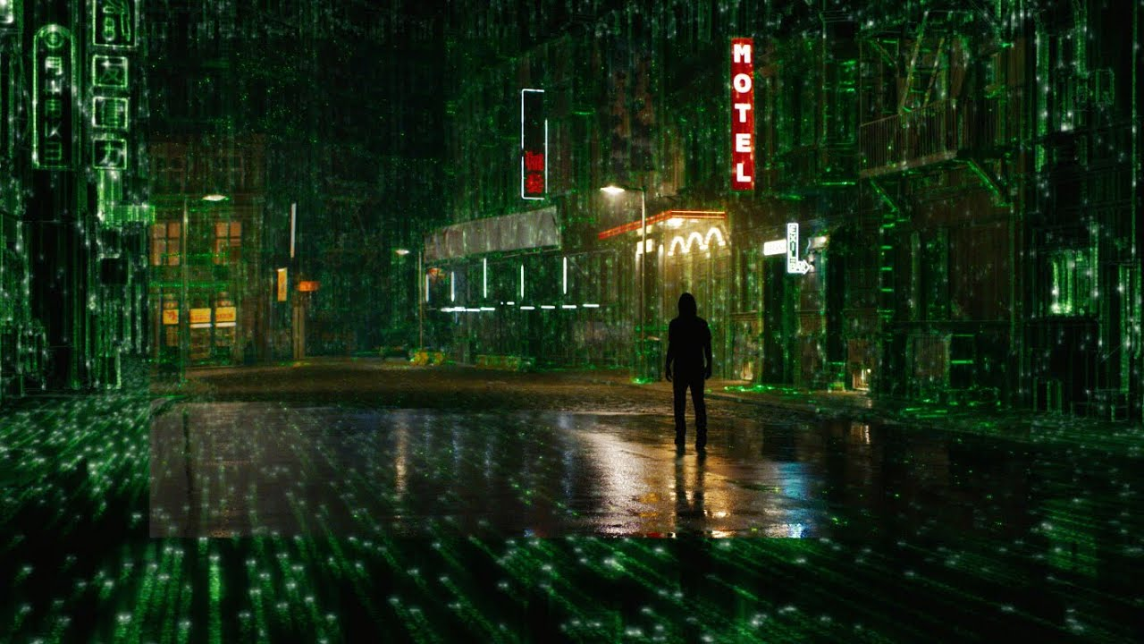Matrix Resurrections - Trailer Oficial 1 Legendado