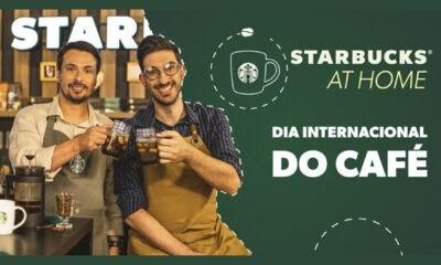 STARBUCKS® Dia do Café - Receitas Nestlé